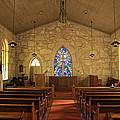 The Little Church Of La Villita by Stephen Stookey