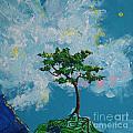 The Little Grove - Little Tree by Stefan Duncan