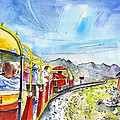 The Little Train Of Artouste by Miki De Goodaboom