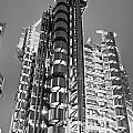The Lloyd's Building - London by Luciano Mortula