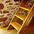 The Loft Steps by Sharon Woerner