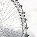 The London Eye by Jim Pruett