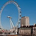 The London Eye by Wendy Le Ber