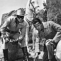 The Lone Ranger And Tonto by Underwood Archives