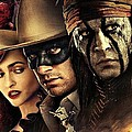 The Lone Ranger by Movie Poster Prints