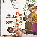 The Long, Hot Summer, Us Poster by Everett