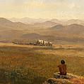 The Lookout by Albert Bierstadt