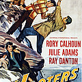 The Looters, Us Poster, Bottom by Everett