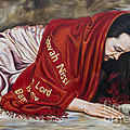 The Lord Is My Banner Yahweh Nissi by Ilse Kleyn