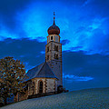 The Lord Is My Light - The Italian Dolomites by Kim Petersen