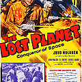 The Lost Planet, Top Right Judd Holdren by Everett