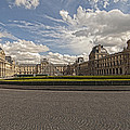 The Louvre by Mauro Celotti