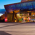 The Lowry Complex At Dusk, Salford by Panoramic Images