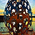The Magic Egg by Ricardo J Ruiz de Porras