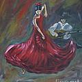 The Magic Of Dance by Tzvetanka Apostolova