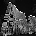 The Magnificent Aria Resort And Casino At Citycenter In Las Vegas by Jamie Pham