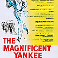 The Magnificent Yankee, Us Poster Art by Everett