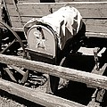 The Mailbox And The Wagon by Dany Lison