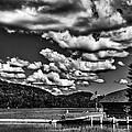 The Majestic Big Moose Lake by David Patterson