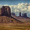 The Majesty Of Monument Valley  by Saija  Lehtonen