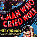 The Man Who Cried Wolf, Us Poster by Everett