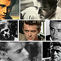 James Dean The Many Faces by Jay Milo