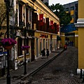 The Many Faces Of Macau by Venetta Archer