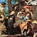 The Martyrdom Of Four Saints by Coreggio