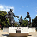 The Mary Mcleod Bethune Memorial by Walter Neal