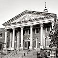 The Maryland State House by Olivier Le Queinec