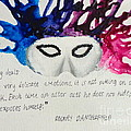 The Mask by Ally Berkowitz
