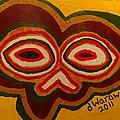 The Mask by Douglas W Warawa