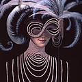 The Mask by Jane Whiting Chrzanoska