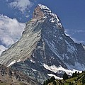 The Matterhorn by David Broome