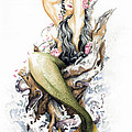 The Mermaid by Lavandulae L