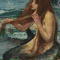 The Mermaid by John William Waterhouse