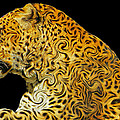 The Mighty Panthera Pardus by Emmy Vickers