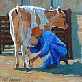 The Milkman by Aurelia Sieberhagen