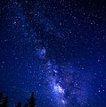 The Milky Way Over Cranberry Wilderness by Thomas R Fletcher