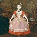 The Minuet  by Sir John Everett Millais