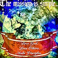 The Mission Is Simple by Michelle Greene Wheeler