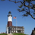 The Montauk Point Lighthouse by Christiane Schulze Art And Photography