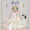 The Morning by Georges Barbier