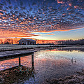 The Morning Sky by Everet Regal