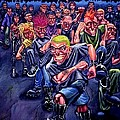 The Mosh Pit by Lance Vaughn