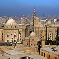 The Mosque Of Al-azhar by Laurel Talabere