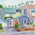 The Most Colorful Home In Belmont Shore by Debbie Lewis