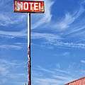 The Motel Palm Springs Desert Hot Springs by William Dey