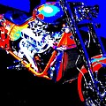 The Motorcycle As Art by Don Struke
