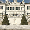 The Mount Edith Warton Estate Lenox Ma by Edward Fielding